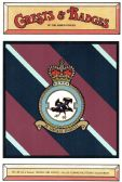 ROYAL AIR FORCE 24 COMMUNICATIONS SQUADRON POSTCARD